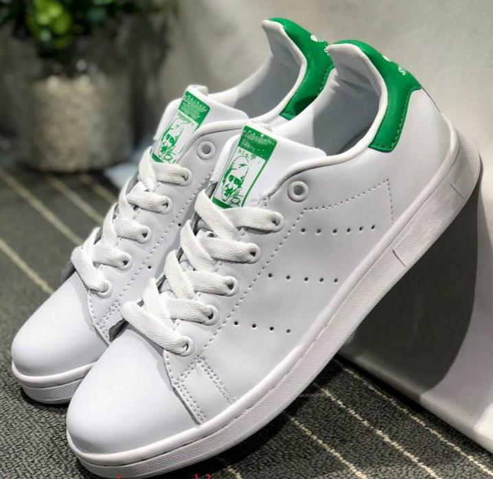 detailed look d8262 9deda Stan Smith shoes Brand women men stan shoes fashion smith sneakers casual  leather Superstars sport shoes no box free shipping
