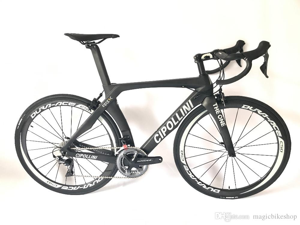 1d0939eb46f Cipollini RB1K THE ONE Carbon Road Bike Complete Bicycle Carbon BICICLETTA Bicycle  Bike Group R8000 Carbon 50mm Clincher Kona Bikes Mongoose Bikes From ...
