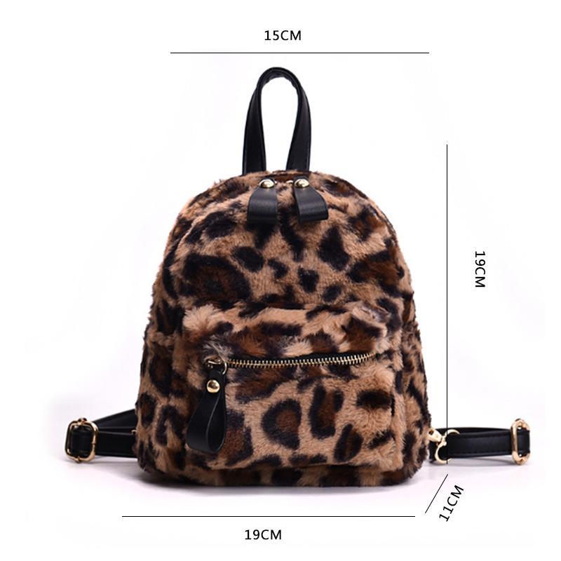 2019 FashionWohlbege New Fashion Plush Women S Backpack Cute Backpack  Teenagers Children Mini Backpack Kawaii Girls Kids Small Dakine Backpacks  Back Pack ... d16a1f2f24