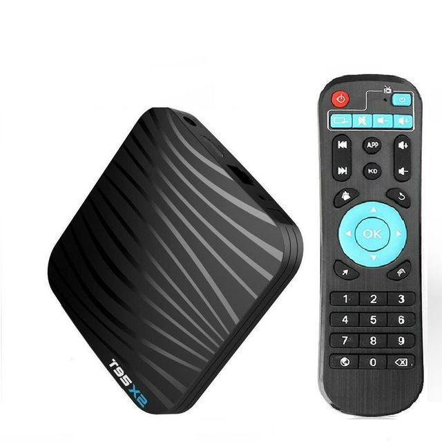 Android 9.0 Tv Box T95 Max 4 Gb 32 Gb 64 Gb Smart Set-top Box H6 H.265 4 K Google Player Shop Netflix Media Player T95 Pk S905x2 Heim-audio & Video Set-top Boxen
