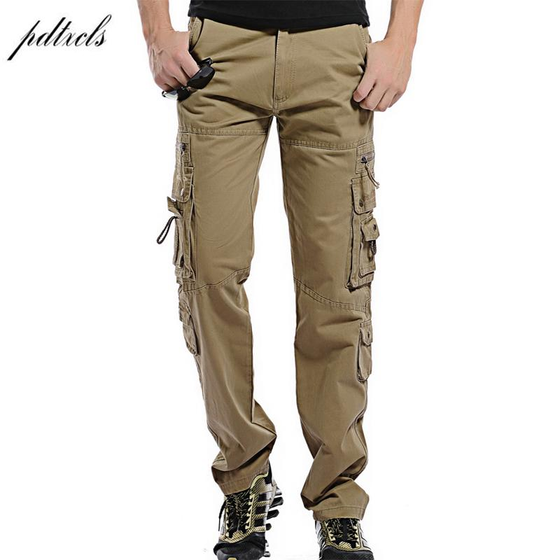 7d78494a 2019 49Hot Fashion Regular Cargo Pants Men Cotton Casual Slim Multi Pocket  Mens Tactical Pants Size:28 40 From Yzlwatchfine, $31.84 | DHgate.Com