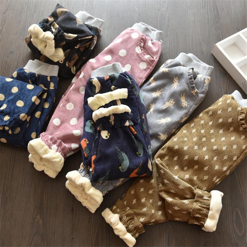 f156e8bb3 Boys Harem Pants 2019 Children Sweatpants Kids Winter Trousers For ...