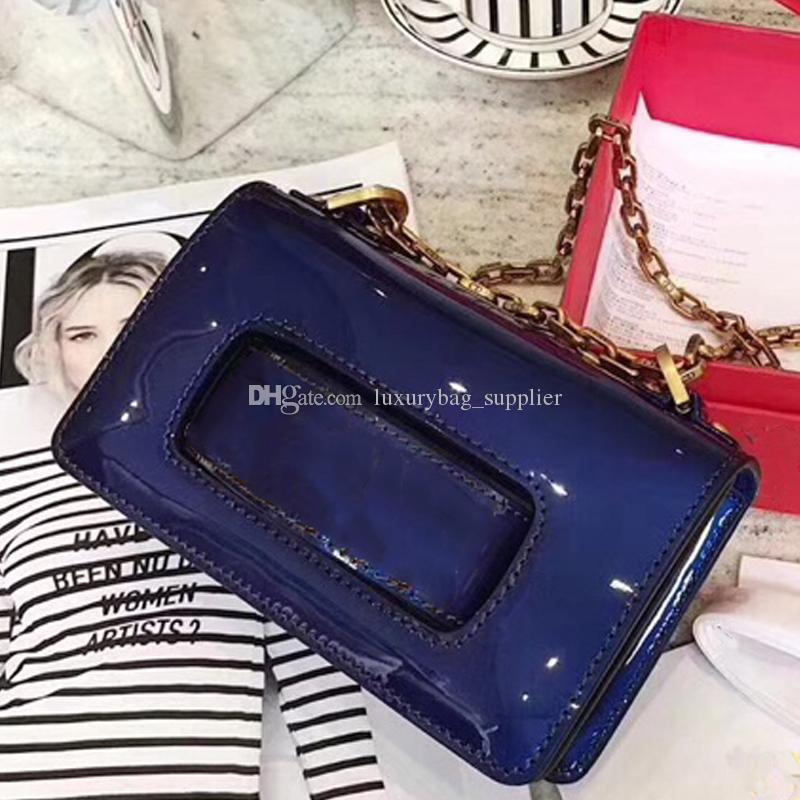 2019 Brand Fashion Luxury Designer Woman Bags Purses Handbags New Style Best Selling Letter Ladies Chain Crossbody Bags Free Shipping