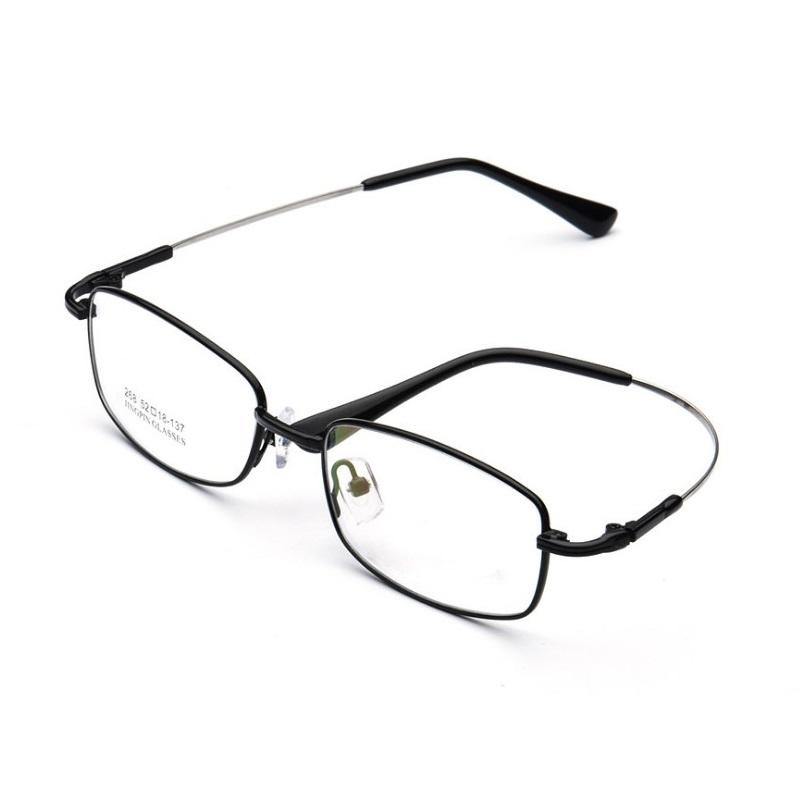 79ef090e0df New Memory Elastic Temple Brand Eyeglasses Frames Men Full Rim ...