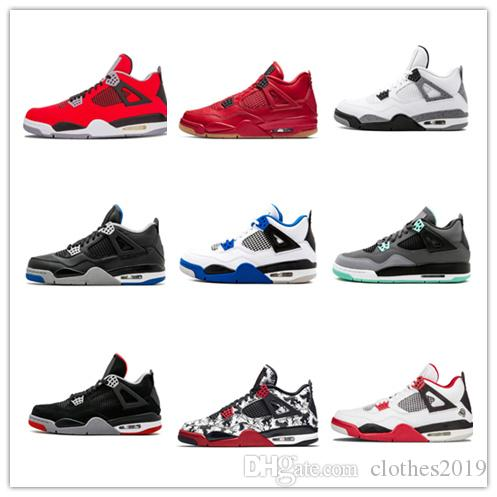ef1203e788b5 Tattoo 4 Singles Day 4s Basketball Shoes Men Pure Money Royalty ...