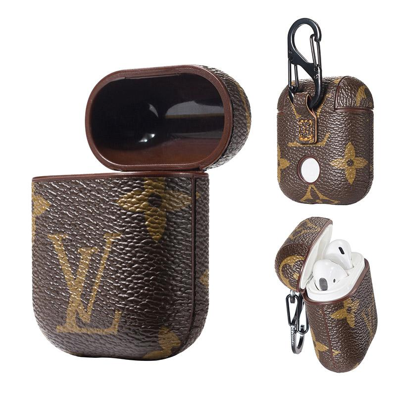 promo code 7a539 c0239 One Piece Luxury PU designer For Airpods cases Fit perfume bottle Case  Protective Cover perfume Chic Fashion Earphone Cases