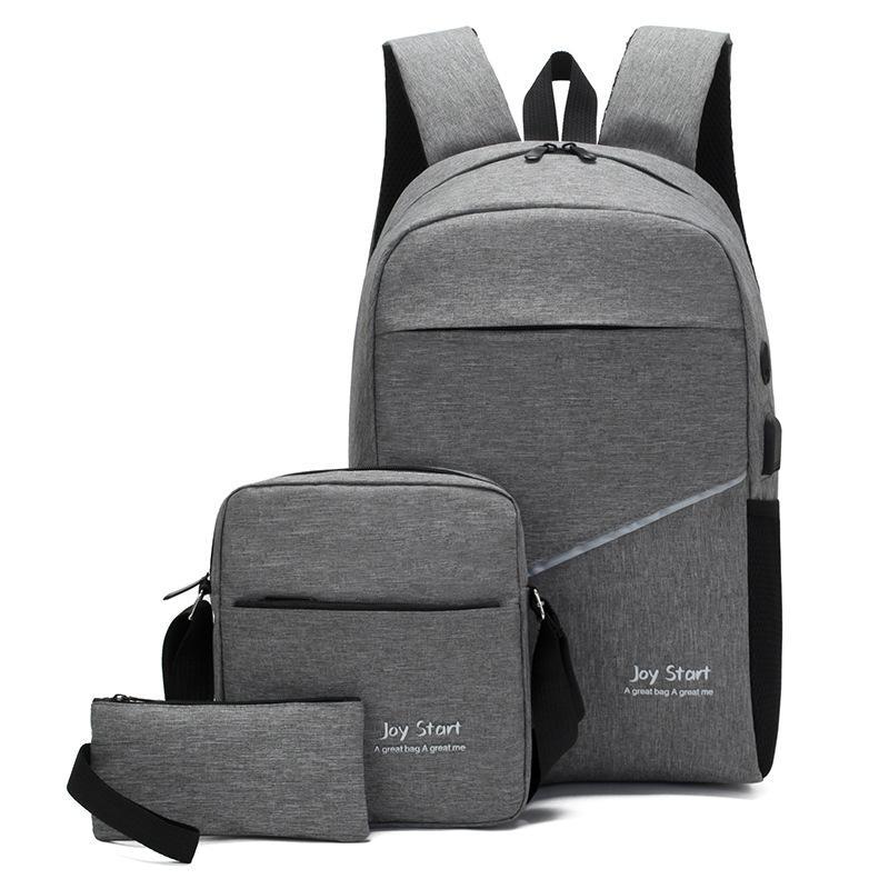 65d2ba0321a Laptop Backpack Men Office Work Men Backpack Business Bag male  Multifunction Three piece suit travel bag