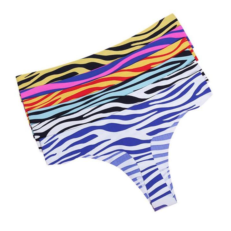 832a61e52 Compre 2019 TOP Qualidade Hot Sexy Mulheres Sem Costura Cuecas Calcinhas  Para Womem Pantie T Algodão G Cadeia De Briefs Lingerie Tanga Thong Panty  De ...