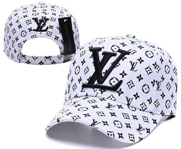 36c68e6f5 Fashion Strapback Cap L V Men Women Hats Brand Designers Luxuries Snapback  Sports Outdoor Suprems Caps Lous Hat Vutton Paris Baseball Cap 21