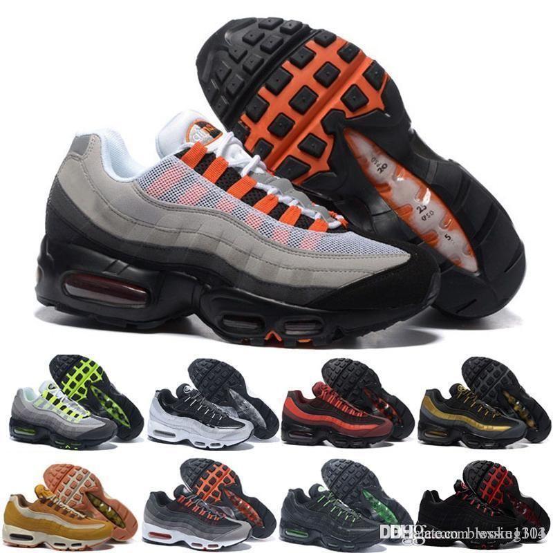 online store 3a31a 55fc5 nike air max 95 airmax 2018 Nova Moda Shox 808 Oz Kpu Em Execução Mens  Sapatos Chaussure Homme Ao Ar Livre Sapatos de Grife de Treinamento Esporte  ...