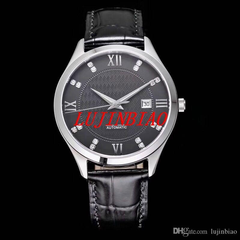 più economico e9250 038a4 Il miglior orologio da uomo di marca svizzera, movimento meccanico  importato, diametro 41mm, specchio in vetro zaffiro, cinturino in pelle di  vitello ...