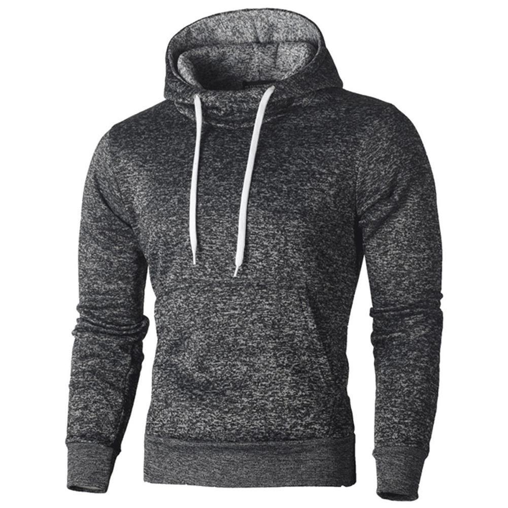 28a534476fe5b9 Großhandel MISSKY Männer Sweatshirts Mode Lässig Sport Hoodie Feine  Handwerk Drawstring Sweatshirts Tops Für Herbst Frühling Von Liangcloth,  $25.07 Auf De.