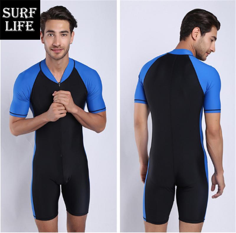 2021 Wetsuit SCUBA Lycra Swimming Snorkeling Suit For Men ...