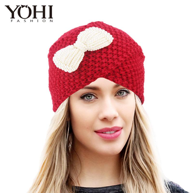 2018 New Fashion Winter Beanie Knitted Beanie Corn Grain Handmade Wool Cap  Indian Wind Scarf Hat Slouchy Hat Winter Cap Turban Crazy Hats Mens Beanies  From ... e64d09bed75