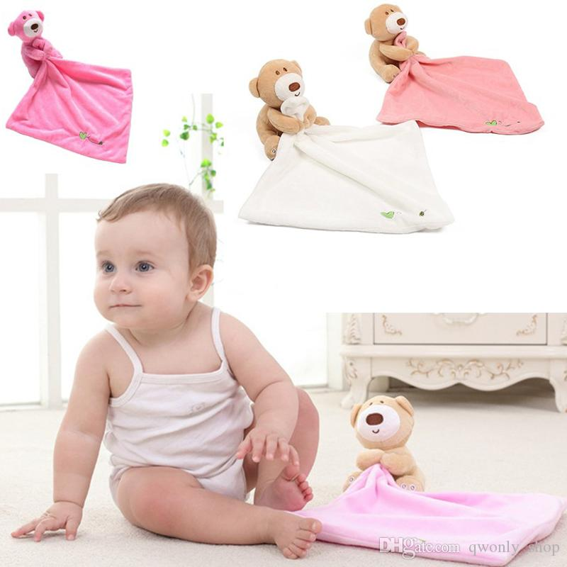 Mother & Kids Knitted Baby Blanket Cotton Newborn Baby Cute Bedding Knitted Blanket For Bed Sofa Play Mat For Tent Cotton Towel Gift Soft And Light