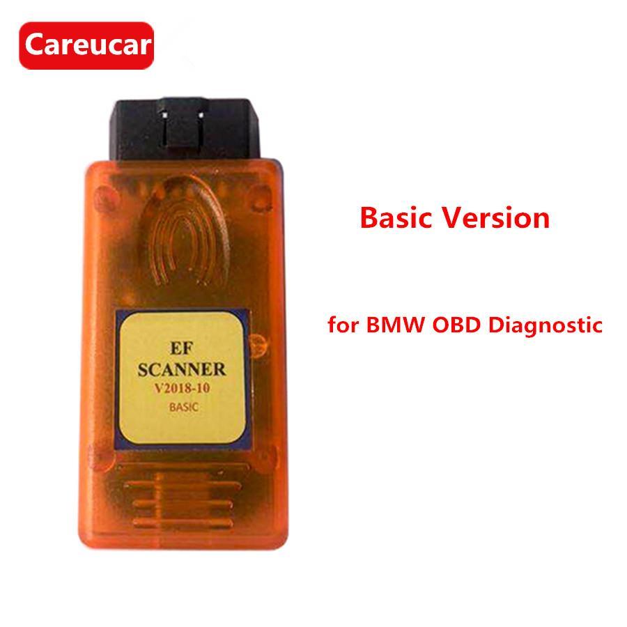 V2018 10 EF Scanner II Basic Version for BMW OBD Diagnostic