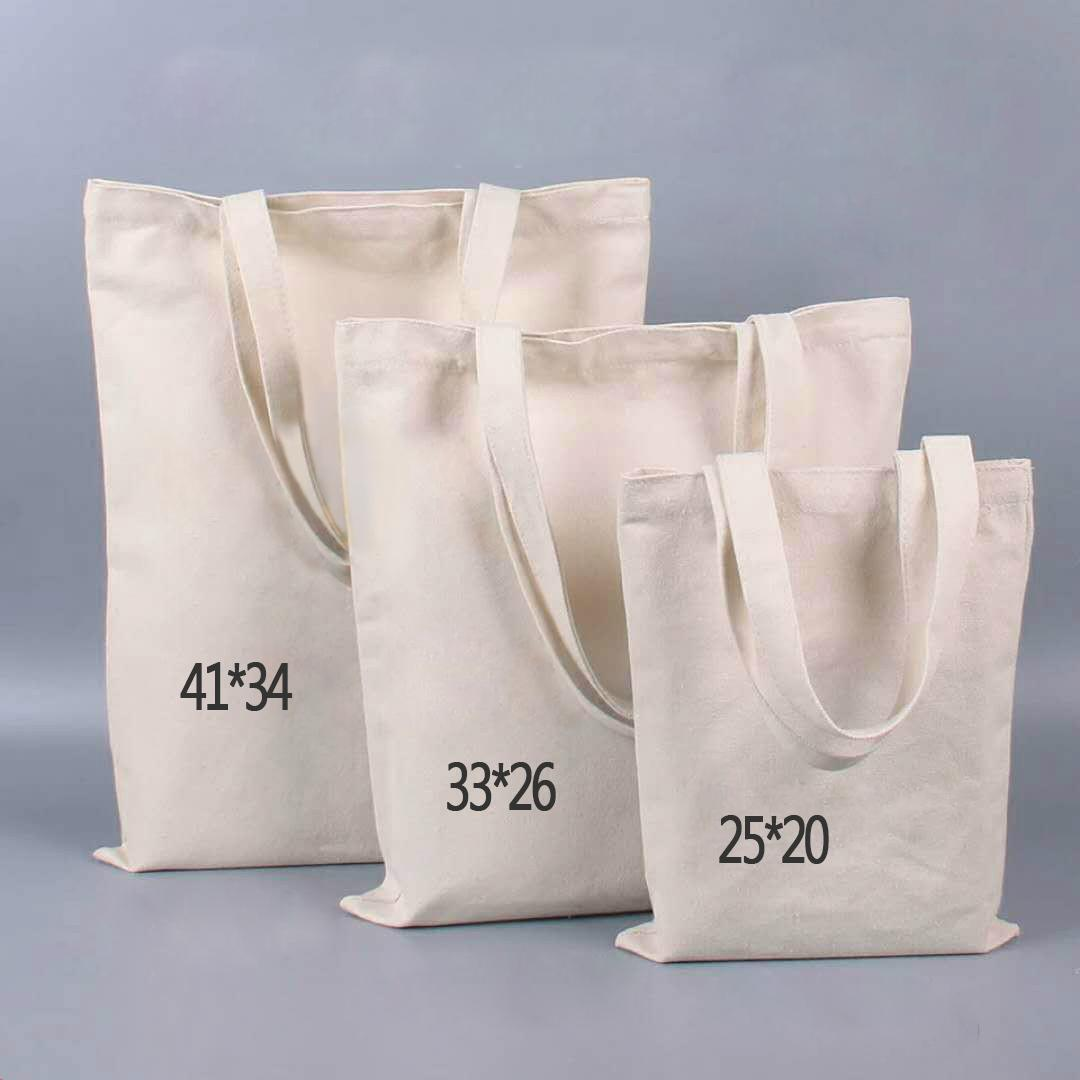 481b957c66a3 Blank Pattern Canvas Shopping Bags Eco Reusable Foldable Shoulder Bag  Handbag Tote Cotton Tote Bag Wholesale Custom Cotton Tote Bag CZ1909 Cheap  Handbags ...
