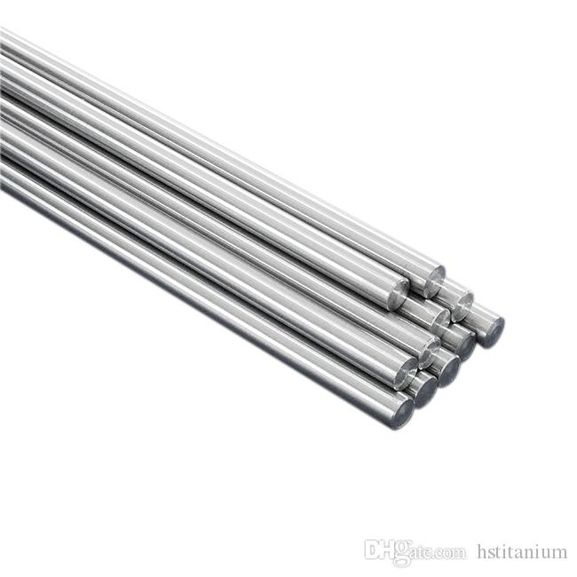 Ti Shape memory alloy nitinol titanium alloy bars/rods industrial niti bar  high precision gr5 surgical titanium rod