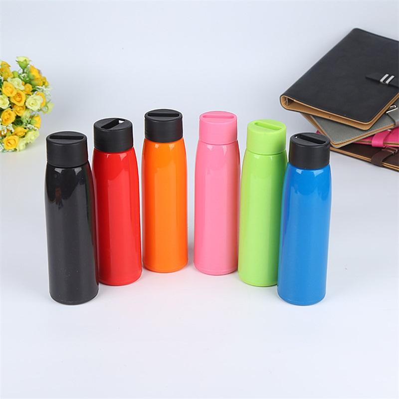 Outdoor Glass Water Bottles Advertising Gift Insulated Tumbler Double Heat Preservation And Thermal Insulation Cup Fashion Multi Color 5yfA1