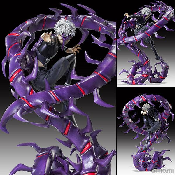 NEW hot 28cm Kaneki Ken Tokyo Ghoul generation of dark Jin Muyan action figure toys collection NO BOX Christmas gift T191022