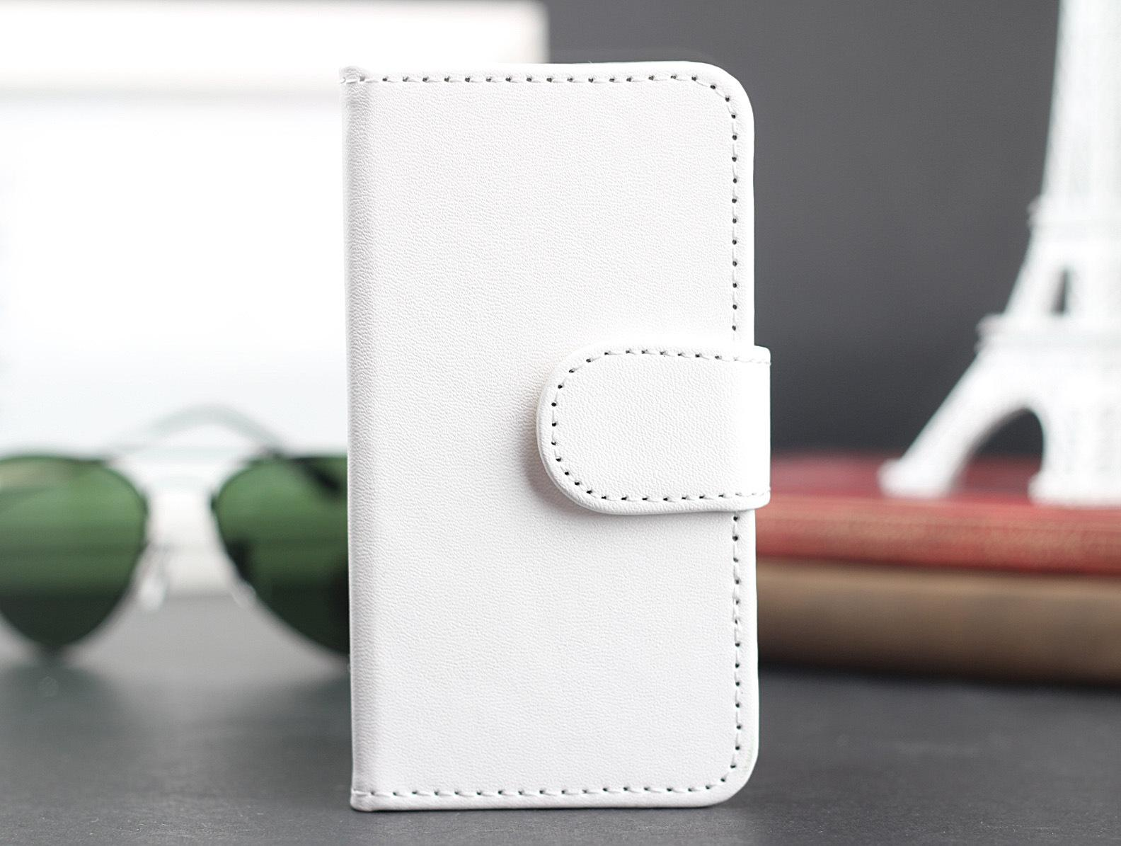 reputable site c310d 09120 For iPhone Case Leather Wallet + hard plastic Cover For iPhone 5 5s 6 6s SE  Luxury Flip Cover For Apple iPhone , with card slot function