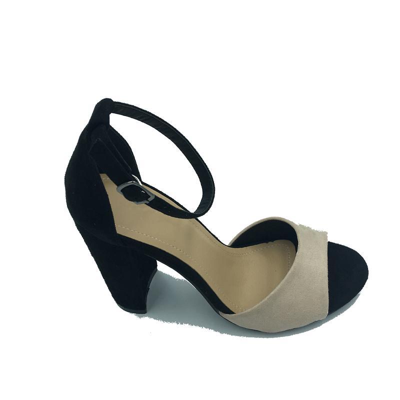 2019 Tacón Nueva Un Lote Punta Las Sandalias Mixto Sexy Zapatos Mujeres Alto En Soporte De Para Todas Plataforma Cuña Categorías XukTOPZi