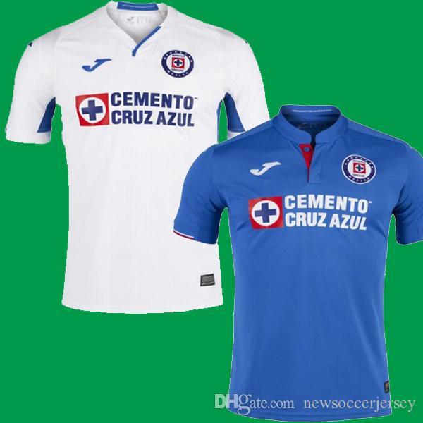 41e71df26 2019 Thailand 2019 2020 Cruz Azul Mexico Liga MX Home Blue Child Set Soccer  Jerseys 19 20 Cruz Azul New Logo Football Shirts Camisetas De Futbol From  ...