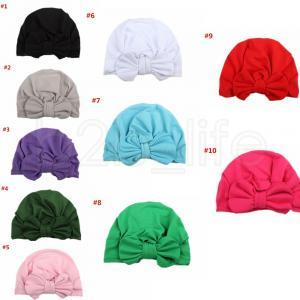 2019 10styles Bowknot Knotted Baby Indian Hat Ears Cover Turbans Caps Baby  Beanie Newborn Photography Props Accessories Solid Hat FFA1457 From  Top toy cd7264d865f