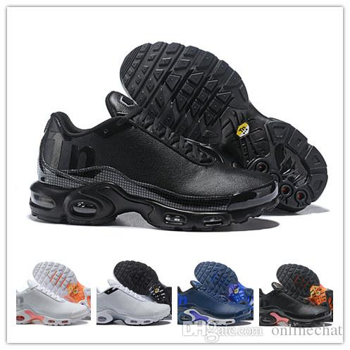 acheter populaire fee89 57598 Original Mercurial Tn Plus Men Designer Sneakers Chaussures Homme Plus Tn  Mens Running Shoes Zapatos Man Sport Trainers Size Eur40-46