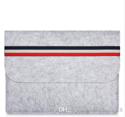 Funda protectora Woolfelt Macbook Air para Apple Macbook Air Pro Retina 11 13 pulgadas, fundas para laptop para Mac 11.6 13.3 pulgadas