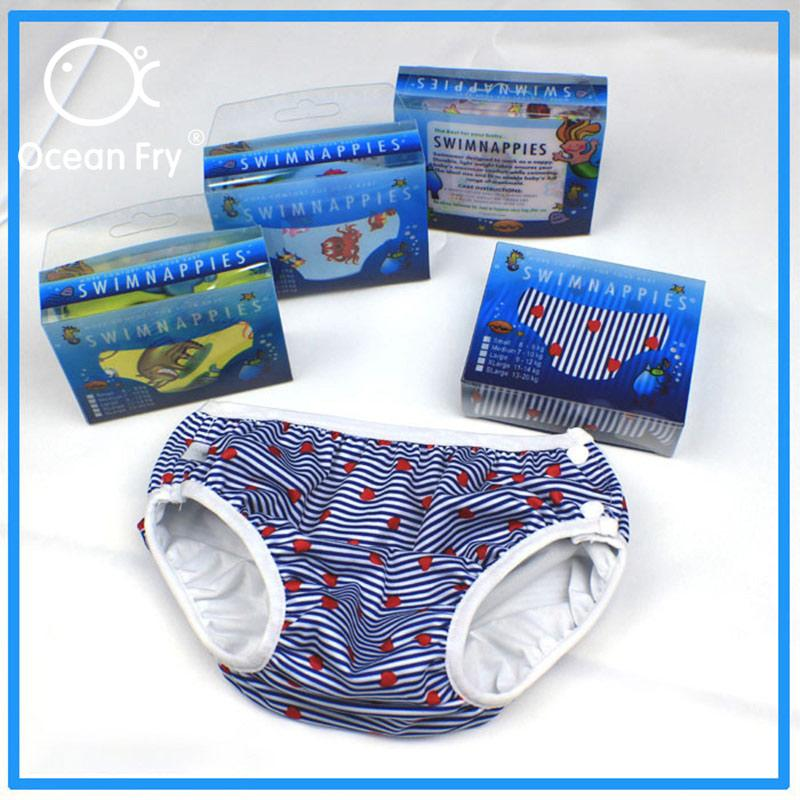4351aac4d1 2019 Children Swimwear Baby Nappy Reusable Swimming Trunks Toddler Infant  Boys Girls Waterproof Leak Proof Diapers Comfortable Pants From Phononame,  ...