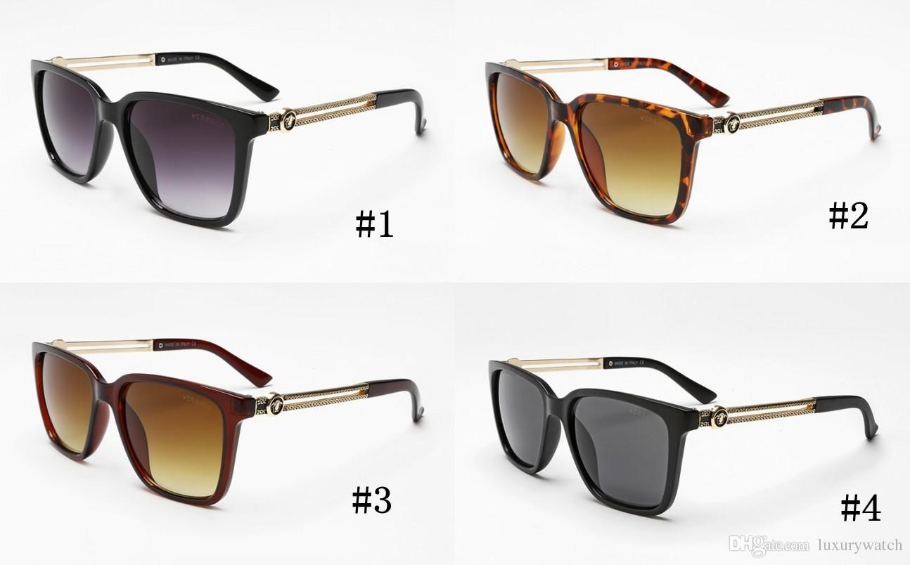 Compre Gafas De Sol Redondas De Metal Gafas De Diseñador Con Lentes De  Vidrio Dorado Para Hombre Para Mujer Espejo Gafas De Sol Redondas Unisex  Sun Glasse ... 3133e9bccf49