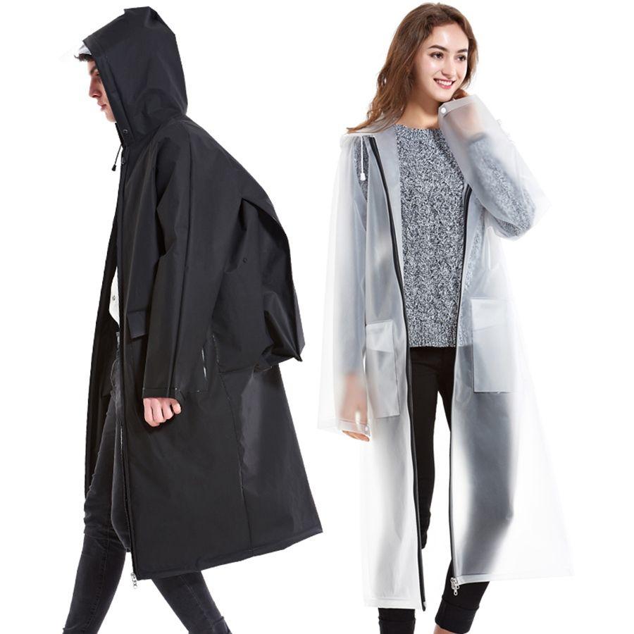 1 Stück Regenponcho Regenjacke Regencape Regenschutz Unisex Regenmantel Regen Regenbekleidung Angelsport