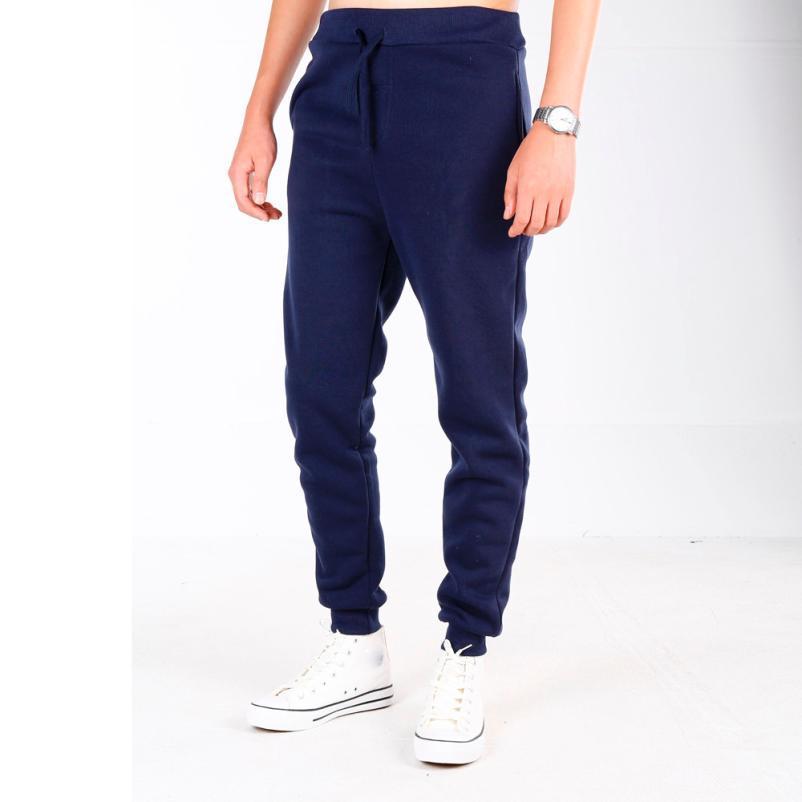 a0c5d4c47e77 Compre Hombres Pantalones Harem Pantalones De Chándal De Algodón Jogger  Danza Sportwear Pantalones Baggy Venta Caliente 2017 Nueva Moda Pantalon  Homme # G6 ...
