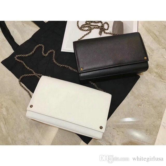 2019 new Design Handbag Ladies Brand Totes Clutch Bag High Quality Classic Shoulder Fashion Leather Hand Bag straddle straps free shipping