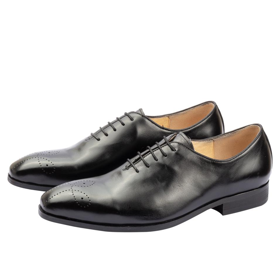 En Luxe Brogue De Bout Acheter Hommes Pointu Cuir Chaussures Robe E2YDWHI9