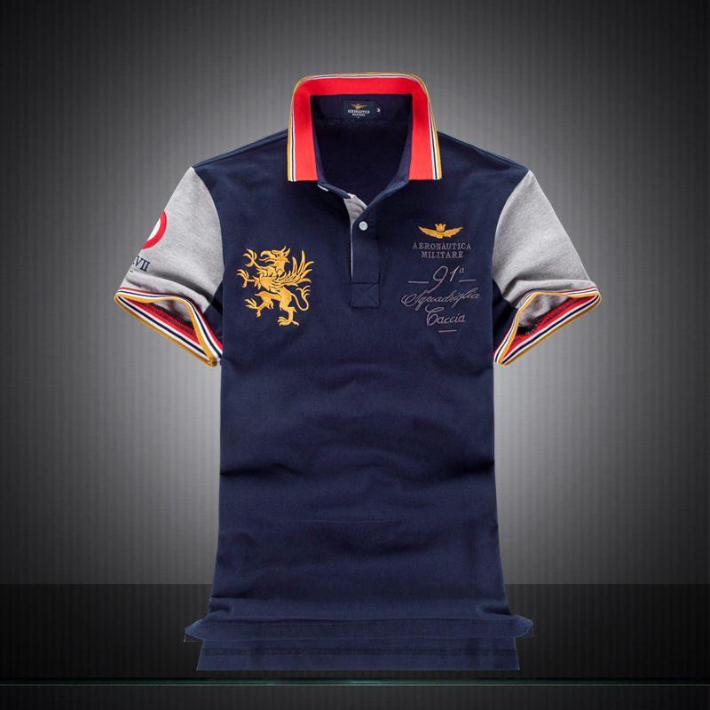 629858bce4e 2018 New Men S Shirts Fashion Style 100% Cotton Embroidery ...