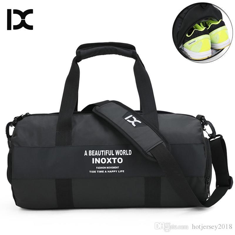 2019 IX Dry WetSports Gym Bags Fitness Bag For Shoes Travel Men Women  Training Tas Sac De Sport Gymtas Sack Gymtas Sporttas XA682WA  258132 From  ... ebb06f7d54796