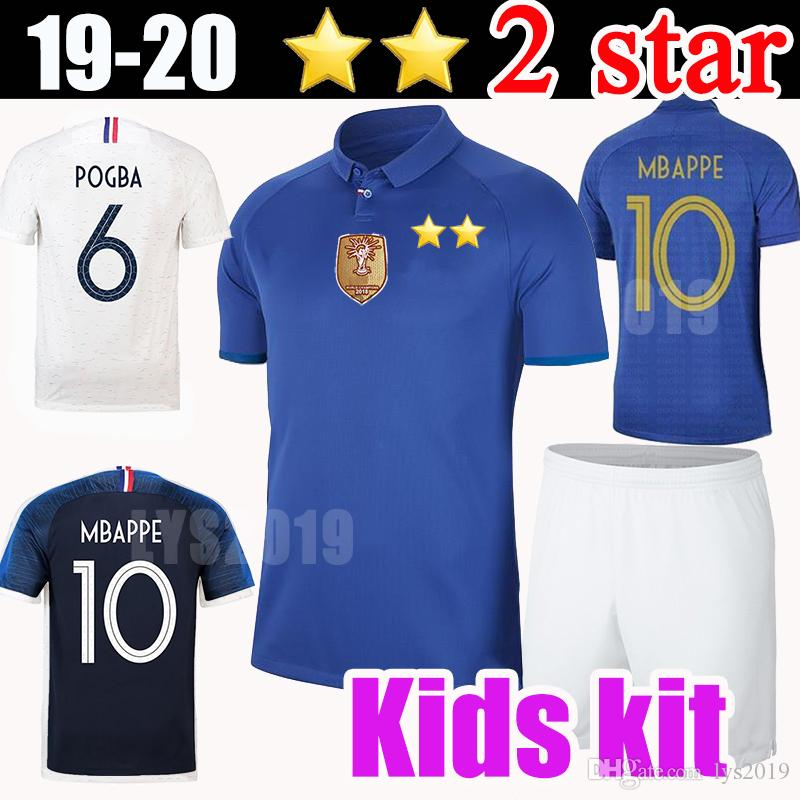 100% authentic 9ad3e f7953 By Photo Congress || Mbappe Jersey France Youth