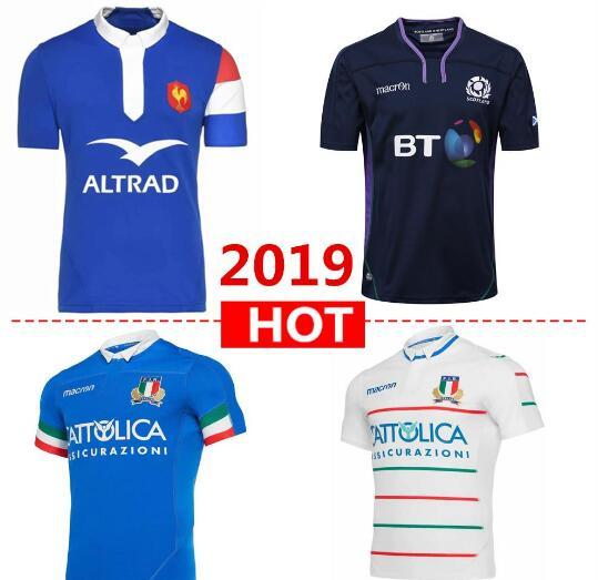 best sneakers e10ab 04fa8 International Rugby Shirts 2019 2020 Wales France Italy Scotland Home Rugby  Shirt rugby Jerseys national team Wales shirt s-3xl