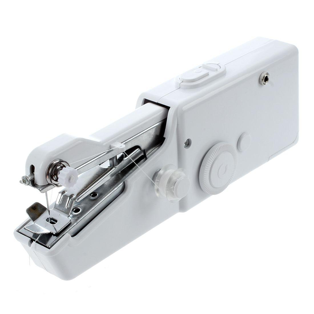 Best Mini Home Travel Desk Portable Sew Quick Hand-held needle Clothes Sewing Machine