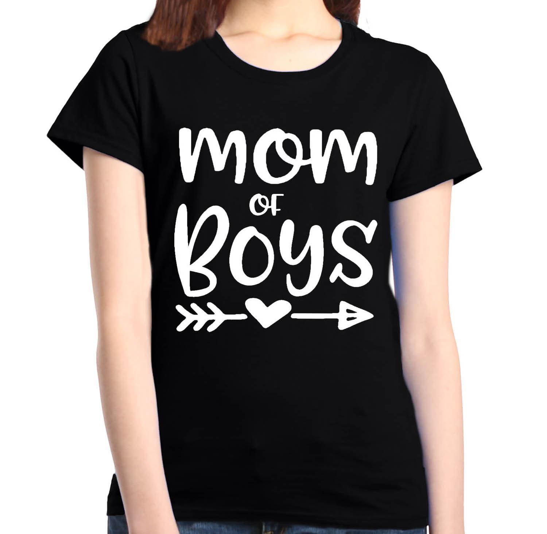 c62ae9068 Compre Mamá Del Niño Camiseta Para Mujer Día De La Madre Amor Familiar Mamá  Regalo Camisas Envío Gratis Divertido Unisex Casual A  12.96 Del Tshirtkidd  ...