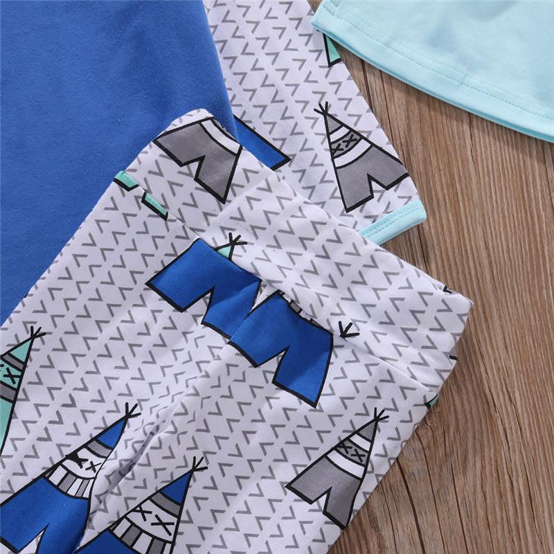 Neugeborene Kleinkind-Baby-Mädchen-Outfits Kleidung Frühlings-Herbst-Out Wear-Satz-beiläufige lange Hülsen-T-Shirt Tops + Pants + Hat Sets