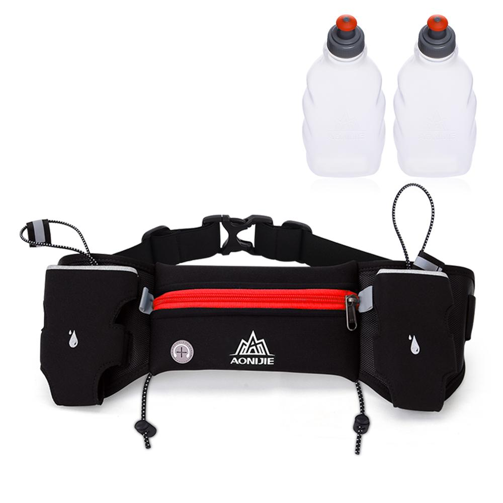 Relojes Y Joyas Aonijie Professional Running Waist Sport Belt Mobile Phone Pouch Belt Outdoor Jogging Marathon Trail Racing Gym Bags Waist Pack Matching In Colour