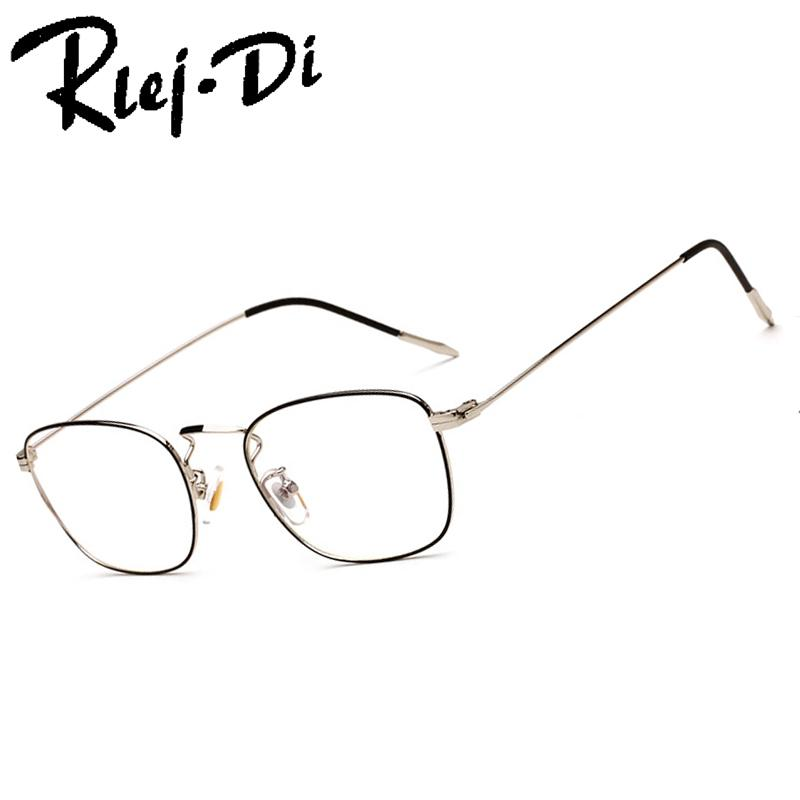 fd8749da2e 2019 FA226 Titanium Alloy Glasses Frame Men Semi Rimless Square Eye Glass  Prescription Eyeglasses Myopia Optical Frames From Shukui