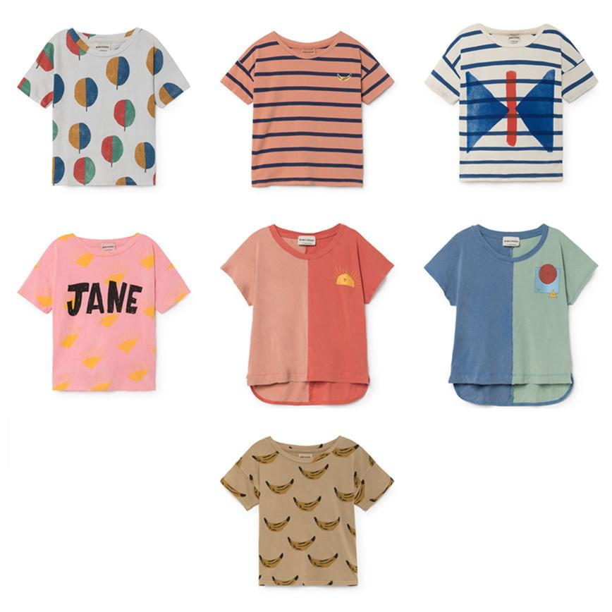 a339e45d85 2019 INS Baby T Shirts For Boys Cotton T Shirt Girls Tops Bobo Choses 2019 Summer  Child Kids Children T Shirts Clothes From Usefully17, $26.96 | DHgate.Com