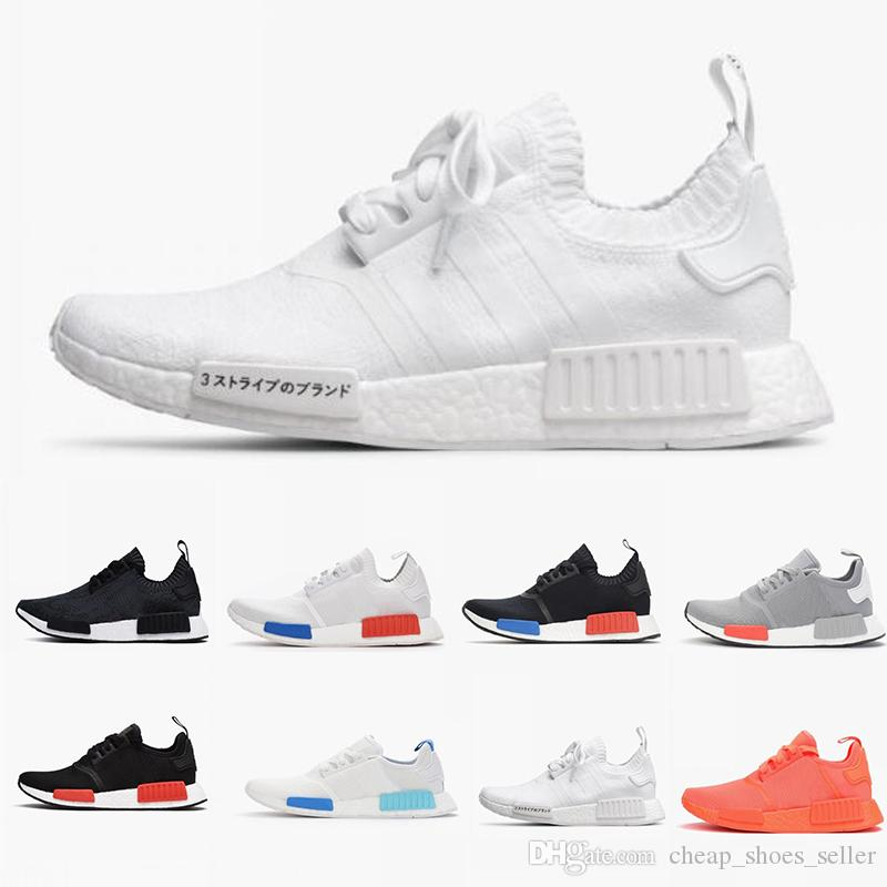 2019 Cheap Nmd R1 Shoes Brand Japan Red Gray NMD Runner XR1 Primeknit PK  Men S Women S Shoes Classic Fashion Best Running Shoes Sport UK 2019 From  ... fe722cca96ed