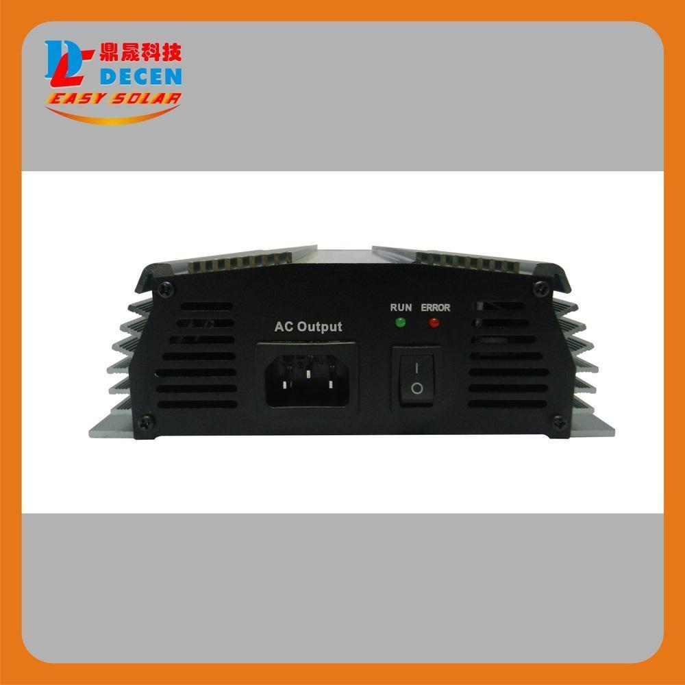 10.5-30Vdc 600W Solar Grid Tie Inverter Output 90-140Vac,Pure Sine Wave power inverter For Vmp18v panels Home Solar System