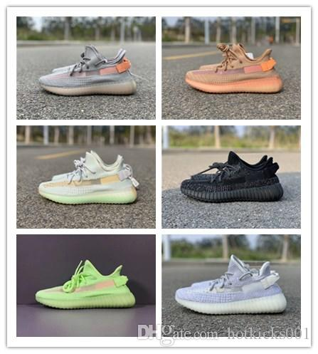 2019 NEWEST release Top Sply GID Clay Static EF2367 Hyperspace True Form Real EG7492 BASF Mens Running Shoes EG7491 Women Sneaker