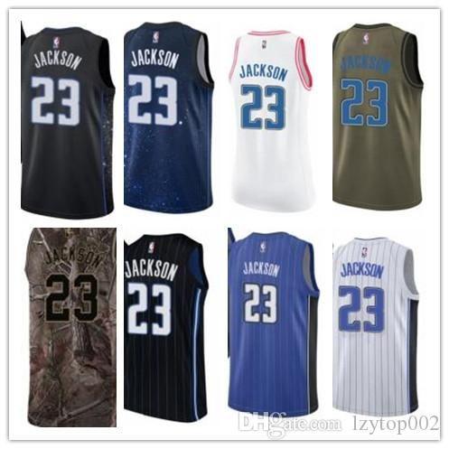 meet 5596f f2173 2019 custom Orlando Men/WOMEN/youth jersey 23 Justin Jackson basketball  jerseys free ship size s-xxl message name number
